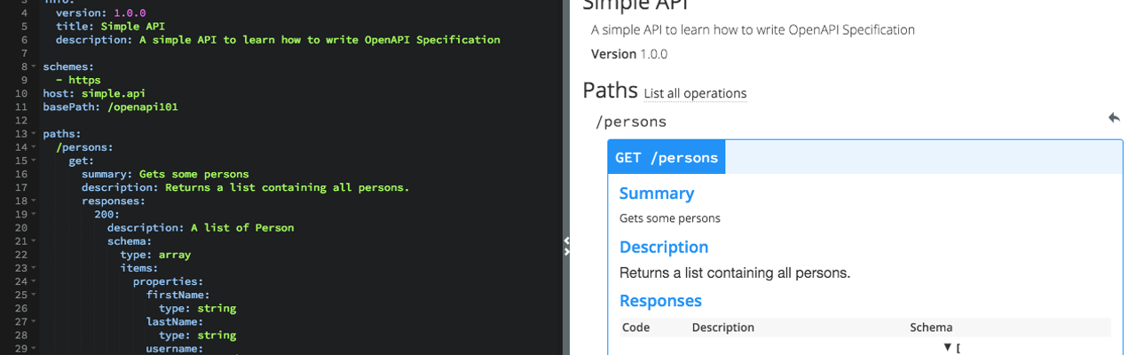 Writing OpenAPI (Swagger) Specification Tutorial - Part 2